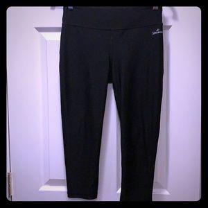 Black Spalding Leggings